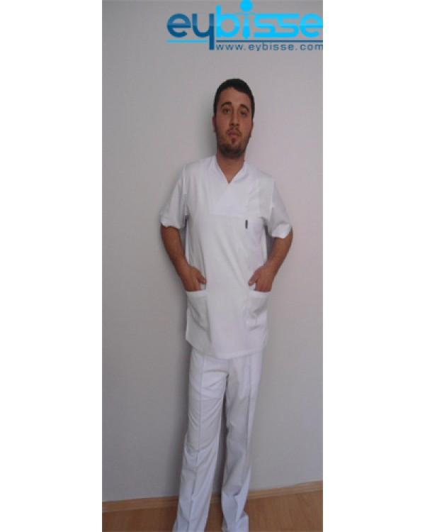 Beyaz Doktor Forması