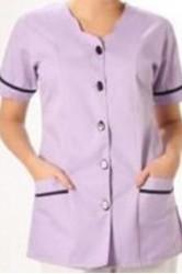 Yeni Papatya Yaka Hemşire Forması